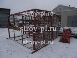 Производство навесных площадок в Санкт-Петербурге