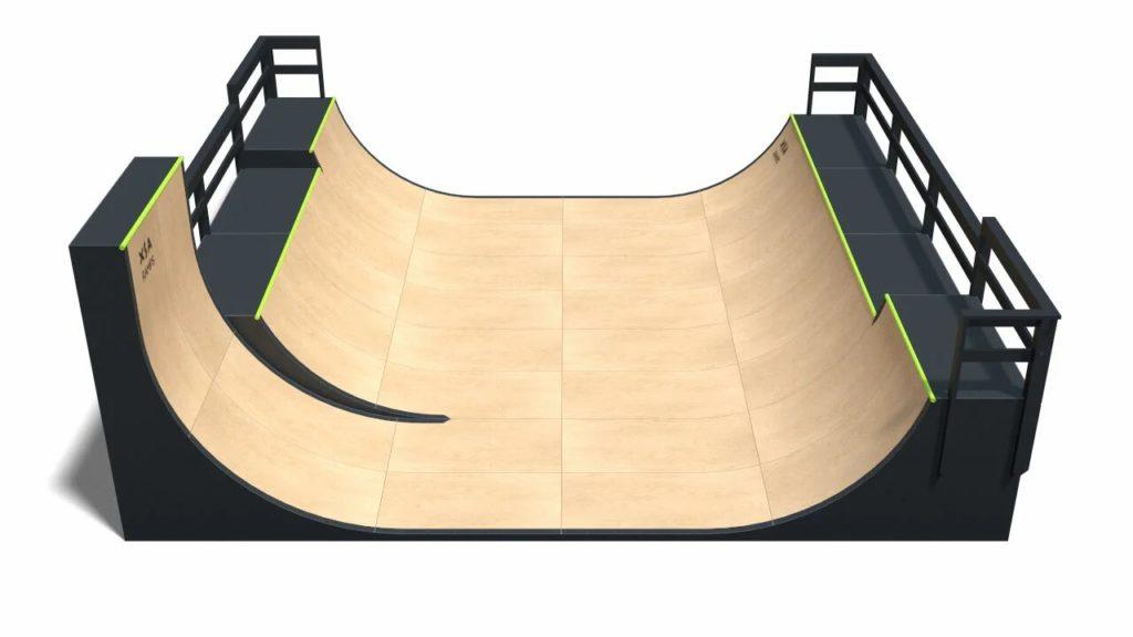 рампа для скейтбордов