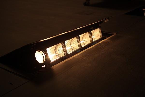 рампы светильники театральные купить