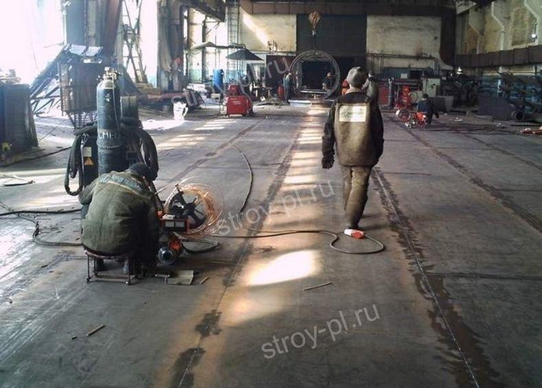 изготовление резервуаров битумохранилищ