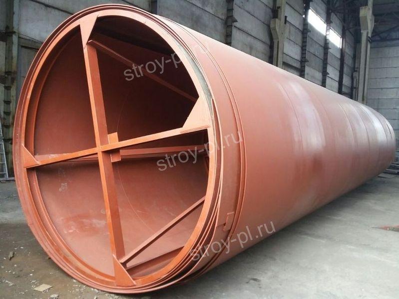 битумохранилища стальные вертикальные цилиндрические