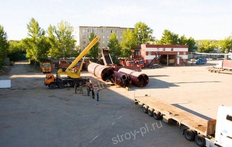 стальные резервуары для хранения битума
