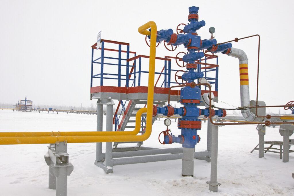 площадка для устья газовых скважин купить