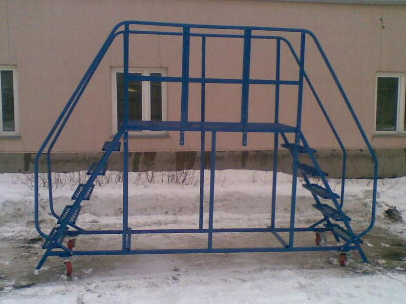 мобильные смотровые площадки купить в санкт-петербурге